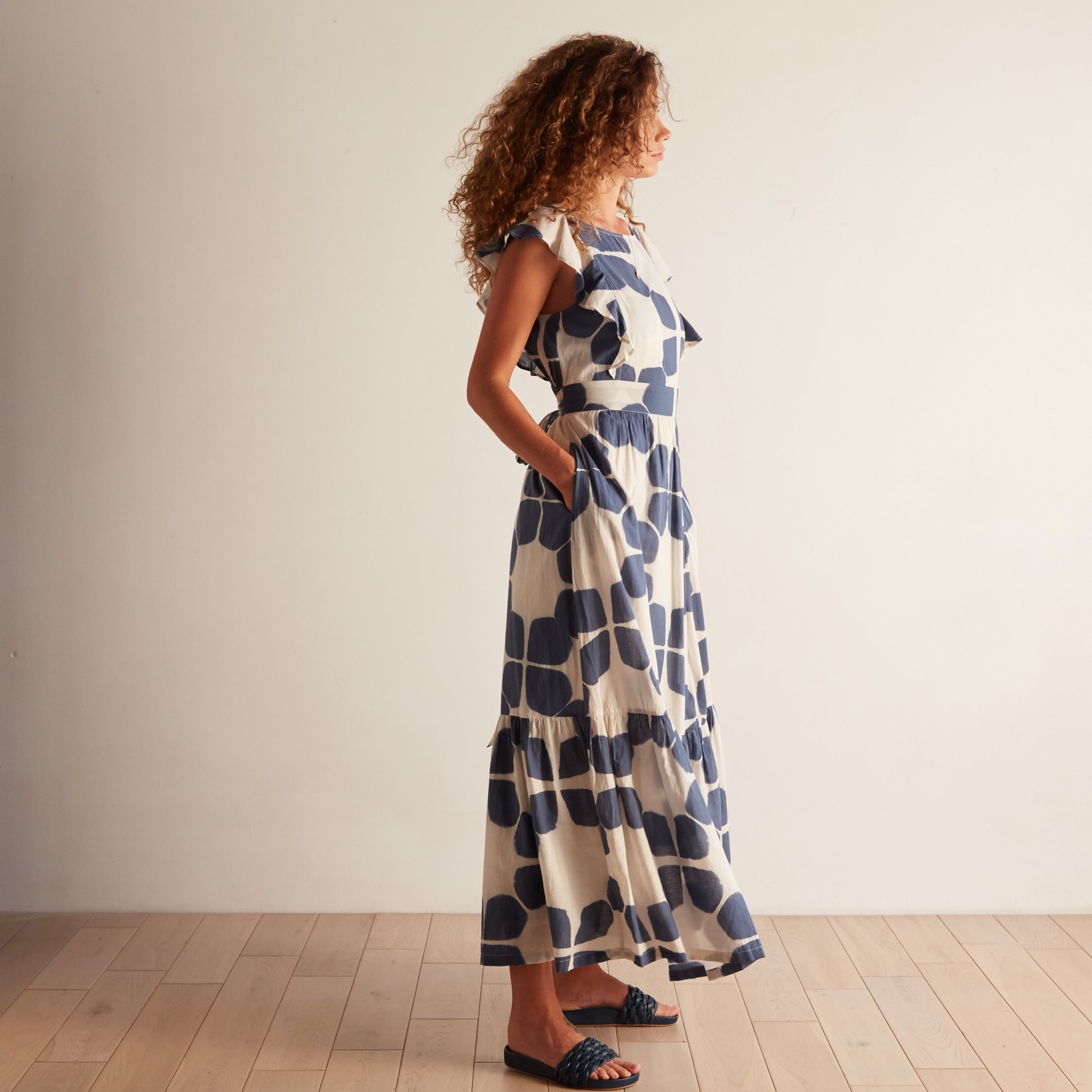 30c417e6f8ea6 The Odells: Seville Maxi Dress | The ODELLS Shop