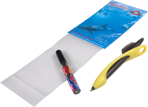 Yellow Aqua Pencil Solo Pack