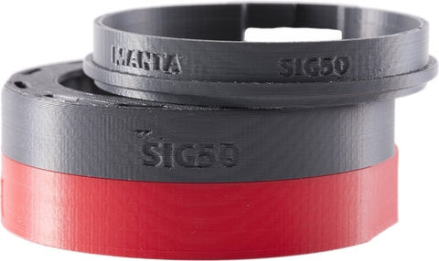 Sigma 50mm Macro Focus Ring Kit - Manta Line