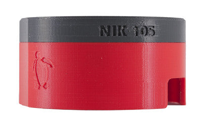 Nikon 105mm (Non VR) Focus Ring Kit - Turtle Line
