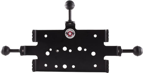 Tripod Light Bracket Plate (Will Drill 2 Custom Holes)