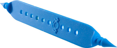 "Cable Tie, Blue 3/4"" Wide, 6"" Long"