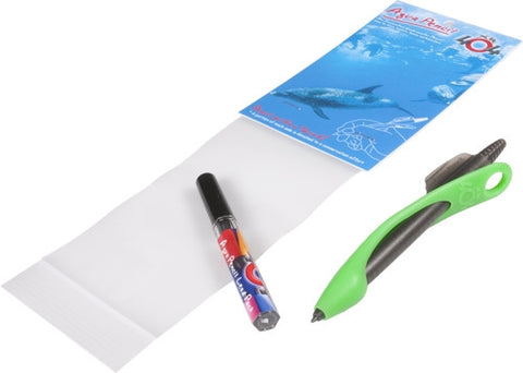 Green Aqua Pencil Solo Pack