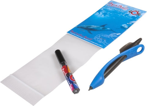 Blue Aqua Pencil Solo Pack