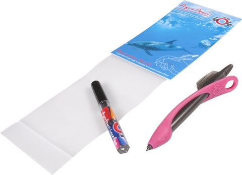 Pink Aqua Pencil Solo Pack