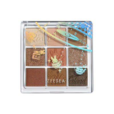 Caramel Chestnut Eyeshadow