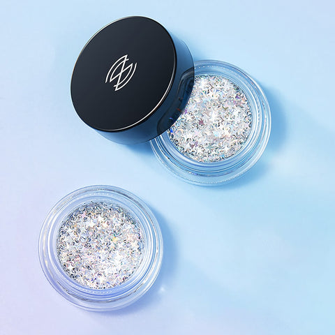 Glitter Shimmer Sequins EyeShadow