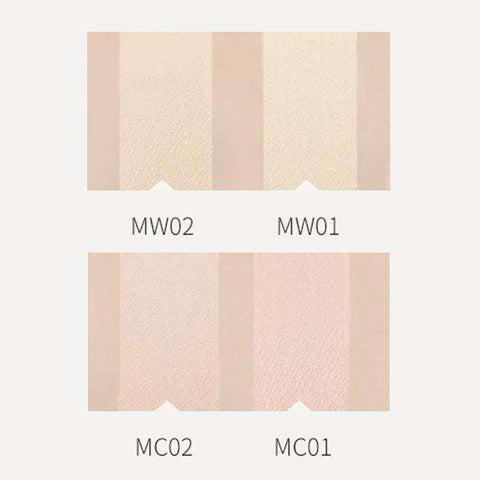 Silky Lasting Liquid Foundation-Matte & Blemish Concealing-ZEESEA-THE ART OF COLOUR