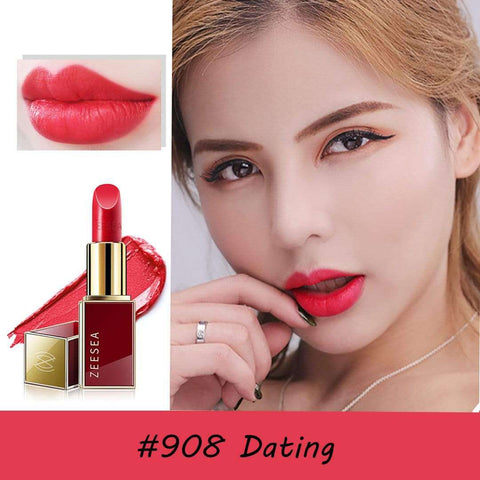 Classic Red Matte Mist Long-lasting Lipstick