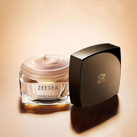 Flawless Hydrated Cream Foundation-ZEESEA-THE ART OF COLOUR