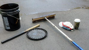 How To Seal Asphalt in the Winter
