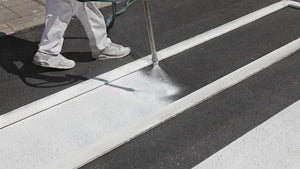 Types of Paint to Use on Asphalt