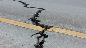 Different Types of Asphalt Cracks