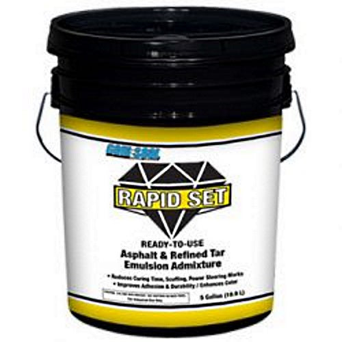GEMSEAL RAPID SET - 5 GAL.