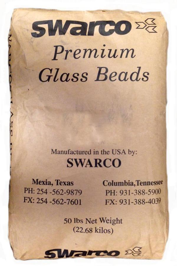 Swarco Premium Glass Beads