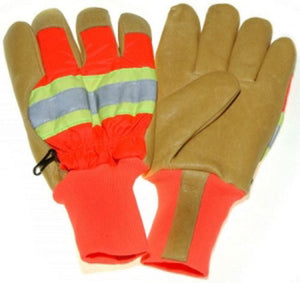 3M Reflective Leather Gloves