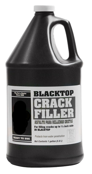 GemSeal Pourable Crack Filler - 1 Gal