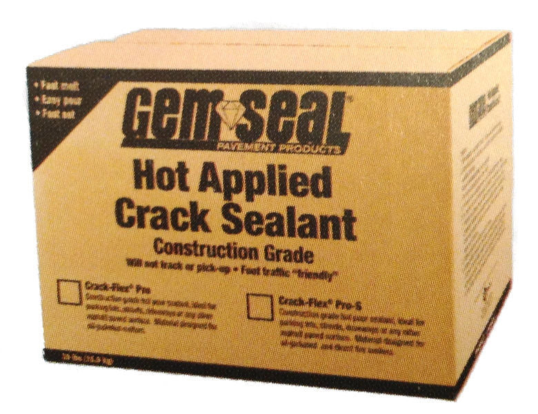 GemSeal Crack-Flex Pro Crack Sealant