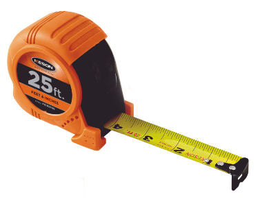 KESON RUBBER GRIP TAPE MEASURE