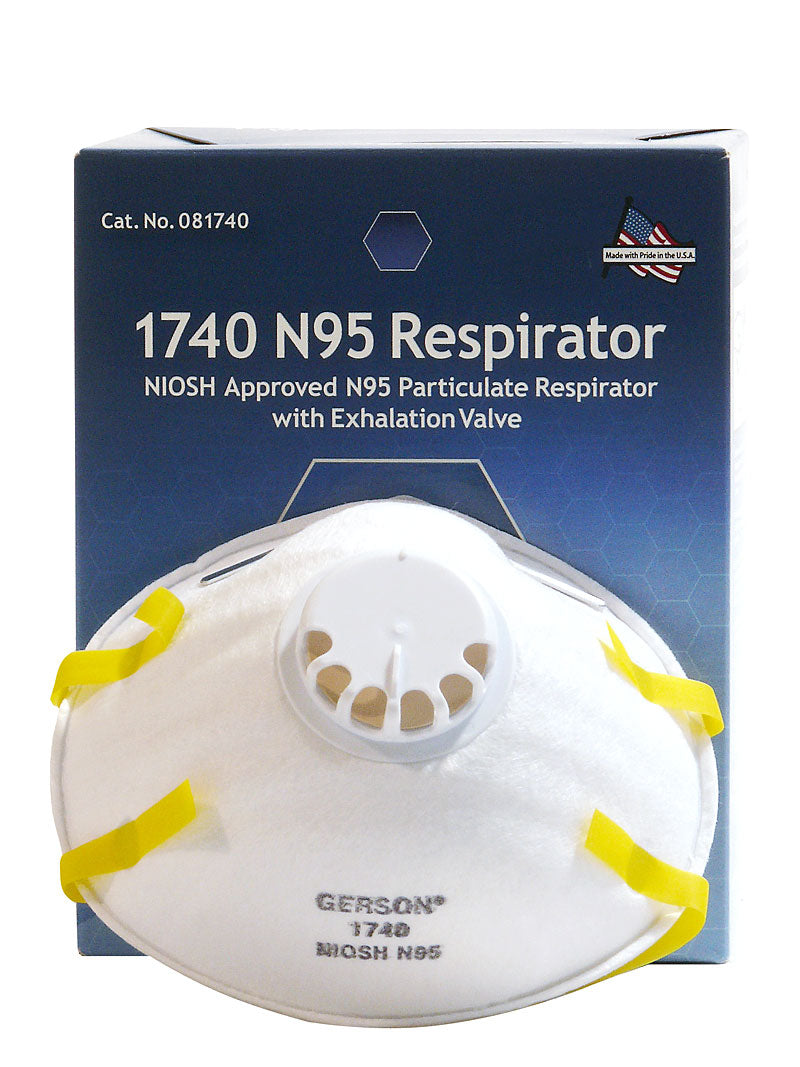 PARTICLE RESPIRATOR WITH EXHALATION