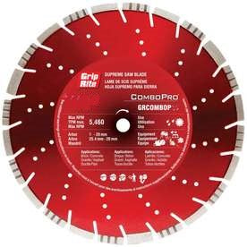 "16"" Combo Turbo Segmented Diamond Blade GRCOMBOP16"