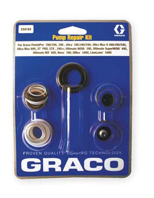 Graco Pump Repair Kit 244194