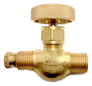 V77 NEEDLE VALVE W/ ORIFICE