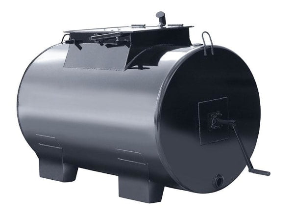550 Gallon Steal Hand Agitated Sealcoating Tank Full Product Image
