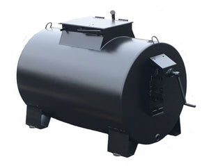 550 Gallon Steel Hand Agitated Sealcoating Tank