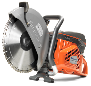 "Husqvarna K970 16"" Power Cutter Handheld Saw"