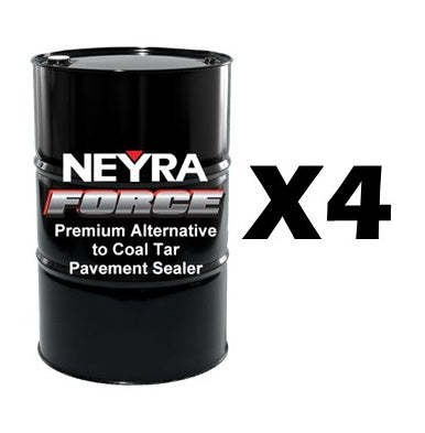 NEYRA Force Non-Coal Tar Pavement Sealer – (4) 55 Gal Drums