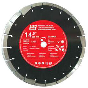 "14"" General Purpose Segmented Diamond Blade GR14ASI"