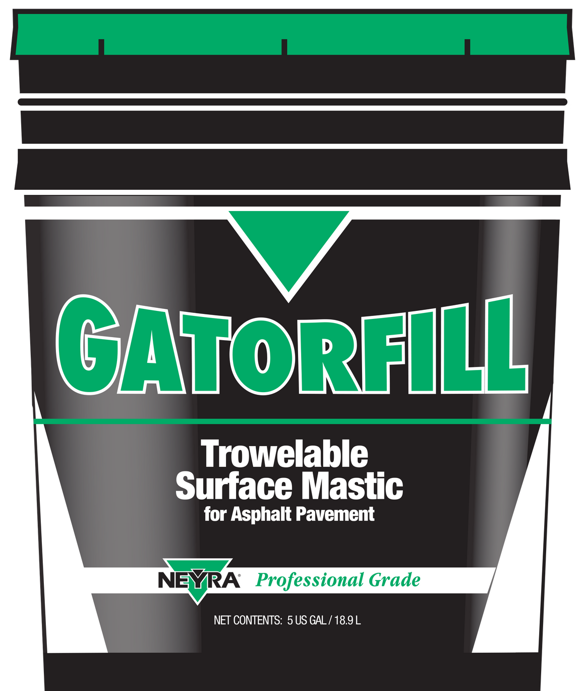 Gatorfill – Trowelable Surface Mastic, 5 gal