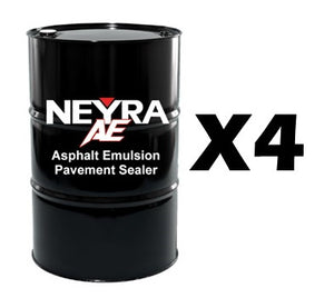 NEYRA AE Asphalt Emulsion Sealer – (4) 55 Gal Drums