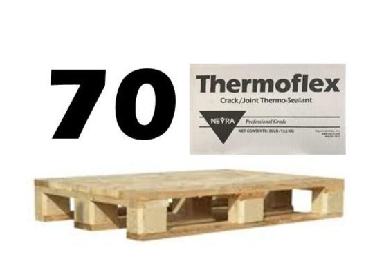 NEYRA Thermoflex - Crack Joint Thermo-Sealant Pallet