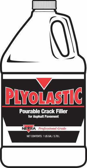 Plyolastic – Pourable Crack Filler - 1 Gal