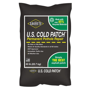 Sakrete U.S. Cold Patch - Pallet