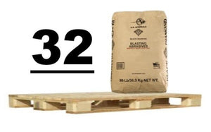 Black Diamond Aggregate Pallet - 32 Bags Free Shipping
