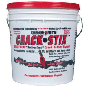 Crack-Stix 125 Ft. Permanent Joint And Crack Filler Free Shipping
