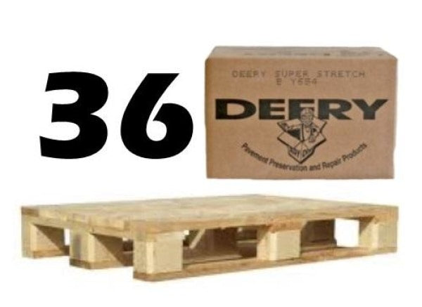 Deery Super Stretch - 1/2 Pallet Free Shipping