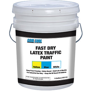 LATEX STRIPING PAINT - FAST DRY - PALLET
