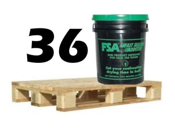 Fsa Fast Sealing Additive - Pallet Free Shipping