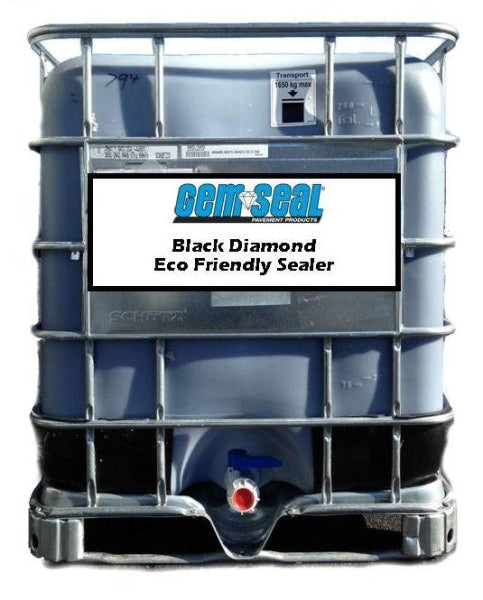 Gemseal Black Diamond Sealer - 275 Gal Tote Free Shipping