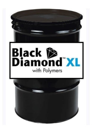 Gemseal Black Diamond Xl Sealer - 55 Gal Drum Free Shipping