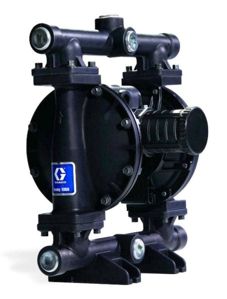 Graco Husky 1050 Double Diaphragm 1 Pump Free Shipping