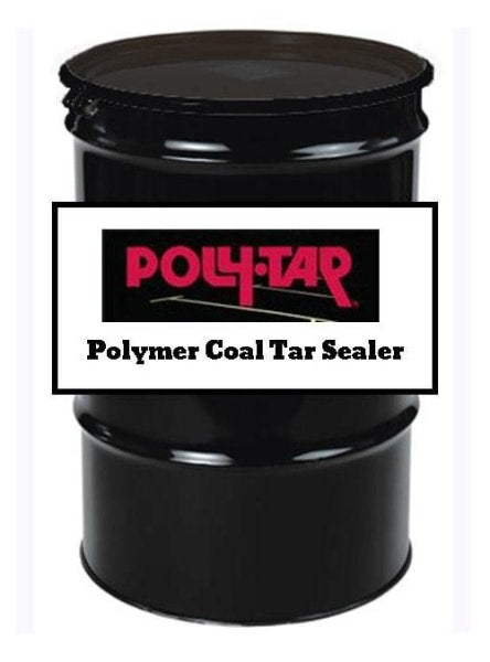 Polytar Sealer - 55 Gal Drum Free Shipping