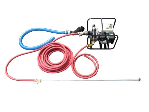 Portable Sealcoating Spray System Full Product Image