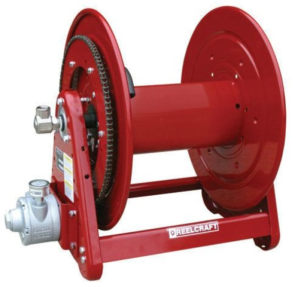 Reelcraft Air Motor Hose Reel Free Shipping
