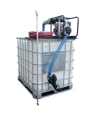 Sealcoating Tote Spray System Free Shipping