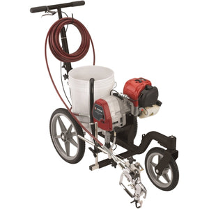 Titan Powrliner 850 Line Striping Machine Free Shipping